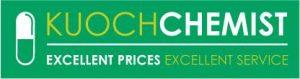 Kuoch Chemist logo